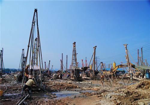 西江引水鸦岗配水泵站工程